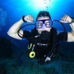 Open water diver Cancun