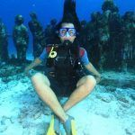 Scuba Diving beginners lessons Cancun